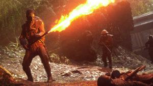 Battlefield 1 - Flame Troopers