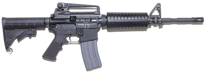 Colt M4 Assault Rifle