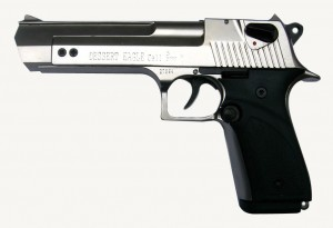 There is not a more powerful handgun on the planet than the .50 caliber Desert Eagle