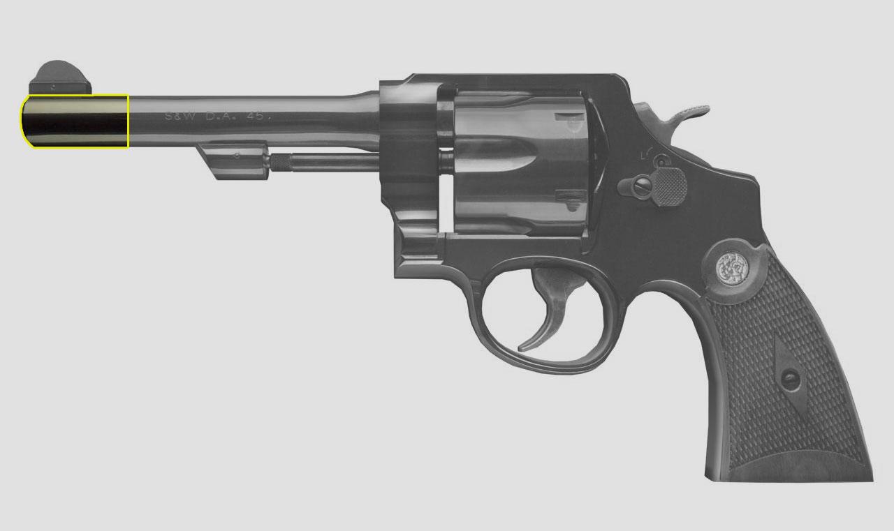 Guns101 Gun Basics understanding the basic components of a gun