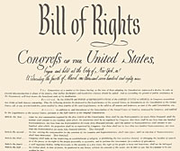 Bill of Rights and the Second Amendment