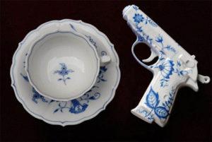 Porcelain Gun