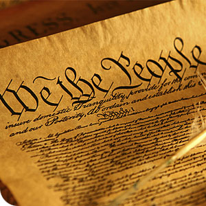 US Constitution and the second amendment