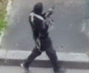 Charlie Hebdo Killer