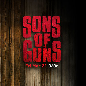 Sons of Guns Cancelled After Star's Arrest